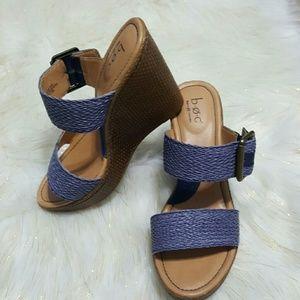 Born Wedge Sandals